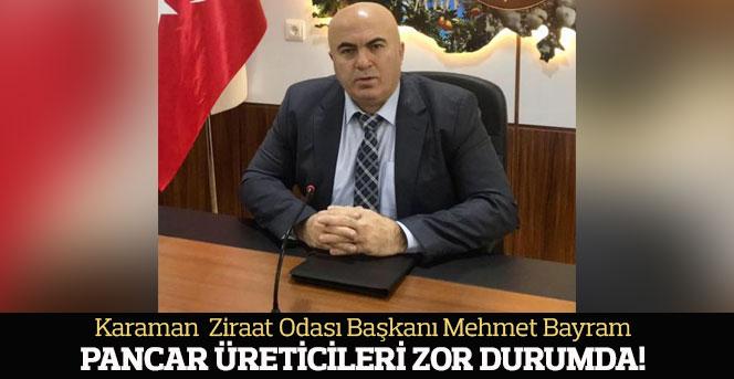 Pancar Üreticileri Zor Durumda!