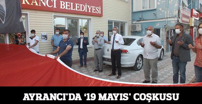 Ayrancı ilçesinde '19 Mayıs' coşkusu