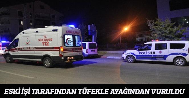 Yaralı kadın, polislerin yanından geçerken attığı çığlık sayesinde kurtuldu